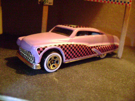 Purple Passion Hot rod by prorider