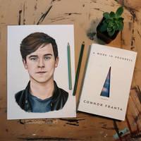 Connor Franta by AshleighEllenArt