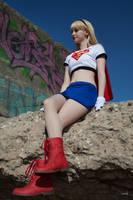 Supergirl: TAS 4 by AliceInTheTARDIS