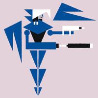 Overwatch: Pharah by Preed-Reve