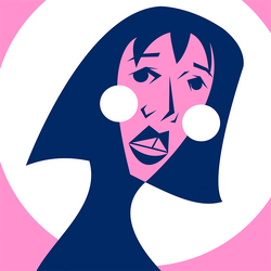 Vector Portrait by Preed-Reve