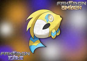Electric Fish Pokemon by MizterSiah