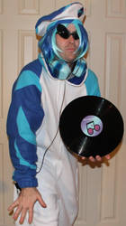 DJ-PON 3/Vinyl Scratch: Epic Wub Time by sethbramwell