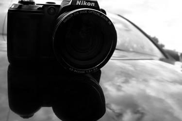 Nikon by Crayolajustgotbetter