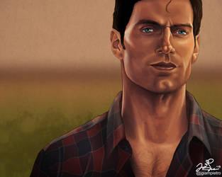 Clark Kent by JGiampietro