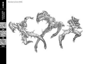 so steel saints.. by acmeswang