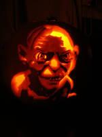 My Preciousss Pumpkin by flutterbyfae