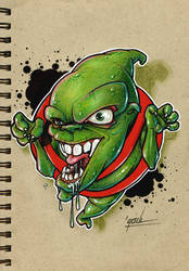 Ghostbusters by YoulDesign