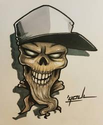 Skulltat by YoulDesign