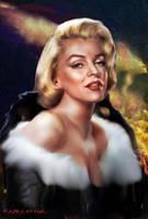 Marilyn   Monroe by peterg666666