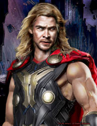 Legend  of  Thor by peterg666666