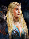 Daenerys by peterg666666