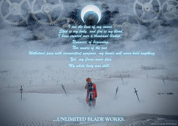 Oath Under Snow by monokurosekai