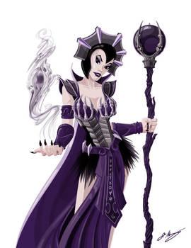 Evil Lyn Vector 051616 by JRMurray76