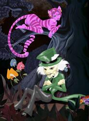 In Wonderland by xXBlackKatXx