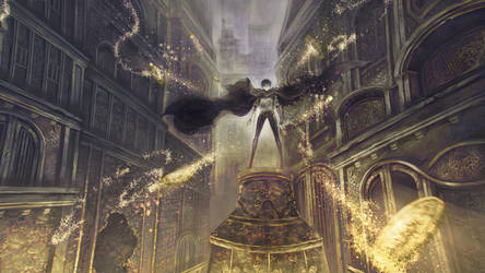 Mistborn by watermother2004