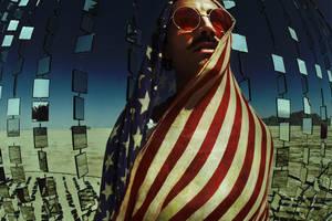 Burn America by IMustBeDead