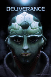 MassEffect 3: Thane by Arkis