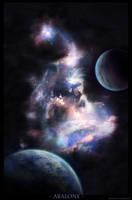 Abalone Nebula by Grogee