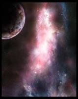 Mother Nebula by Grogee