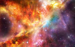 Hourglass Nebula by Grogee