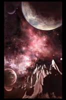 Butterfly Nebula by Grogee