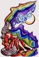 Rainbow and calm by Al-Jai