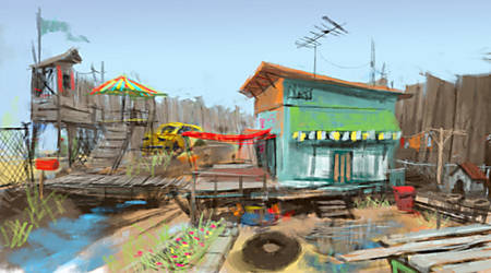 junkyard by syarul