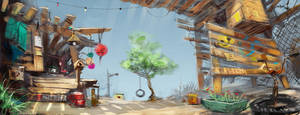 junkyard 2 by syarul
