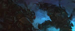 duel by syarul