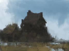 swamp by syarul