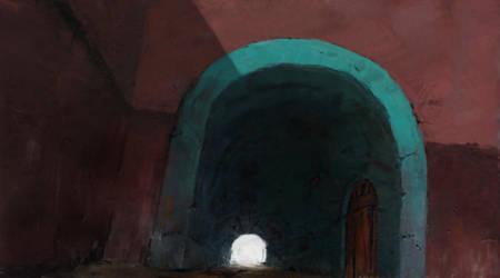 alley by syarul