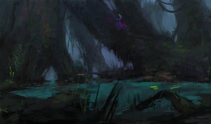 marsh by syarul