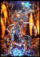 FANTASY EARTH ZERO: Sorcerer 2nd placed Winner by ElmerSantos