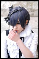 Kuroshitsuji Ciel Phantomhive by neni-chan