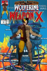 Weapon X B by TalesoftheZombie