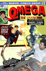 Omega the Unknown # 1 by TalesoftheZombie