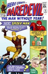 Daredevil Vol 1 1 b by TalesoftheZombie
