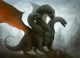 Creature of the week #324 by pc-0