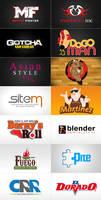 Logos by Dors Design Studio by DorianOrendain