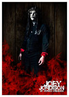Joey Jordison 'from HELL' by DorianOrendain