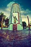 Plaza del Tinaco by DorianOrendain