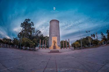Plaza Independencia. (Plaza del Tinaco) by DorianOrendain