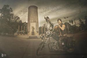 Daryl Dixon by DorianOrendain