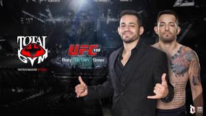 Henry Briones - UFC 189 by DorianOrendain