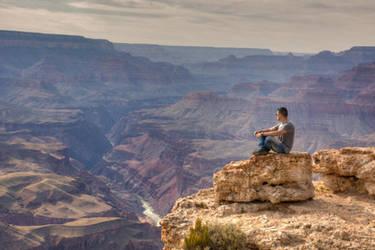 Grand Canyon by DorianOrendain