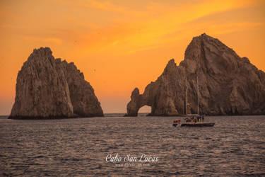 Cabo San Lucas by DorianOrendain