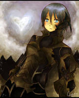 In The Keyblade Graveyard by Cooro-kun