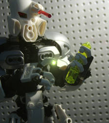 Creating a Toa Stone by Ids5621