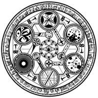 magic circle 2 by NNao